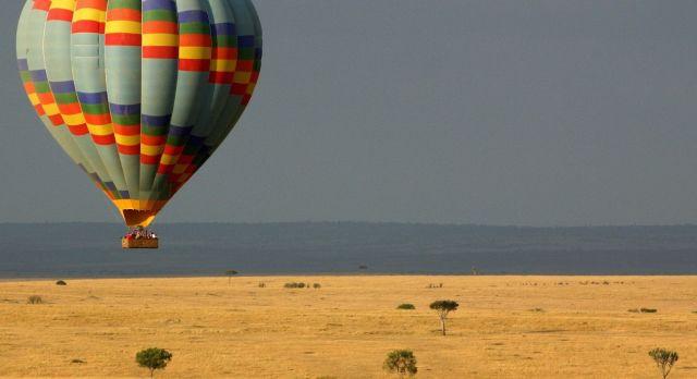 Soaring Over the Masai Mara, shutterstock_41651104
