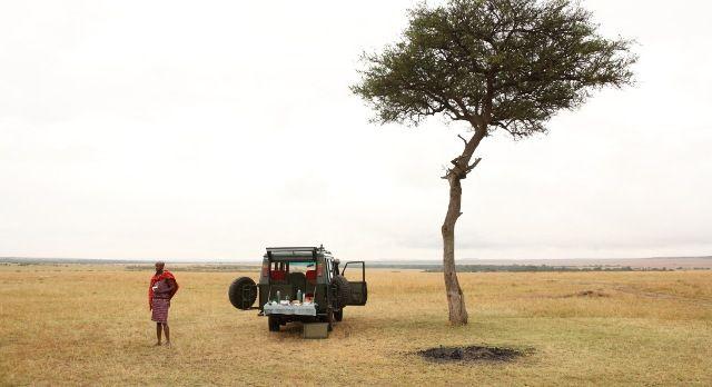 Walking Safaris in the Masai Mara