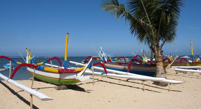 Strände von Bali