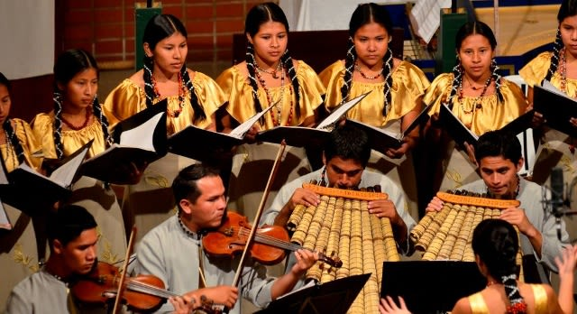 Festivals in South America - International Festival of American Renaissance and Baroque Music