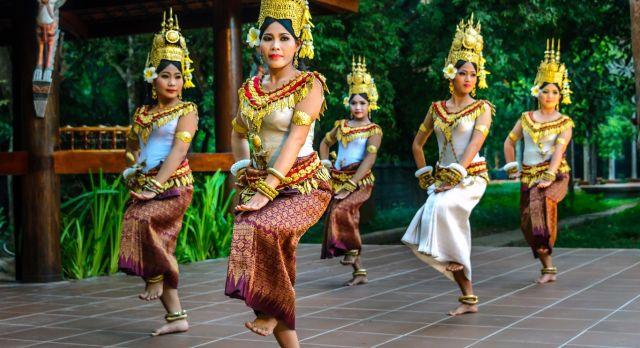 Enchanting Travels Asia Cambodia Tours Angkor Village - summer trip