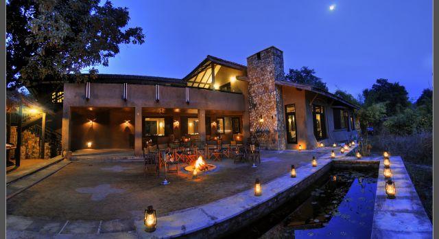 Safari in India: Kings Lodge Bandgavgarh