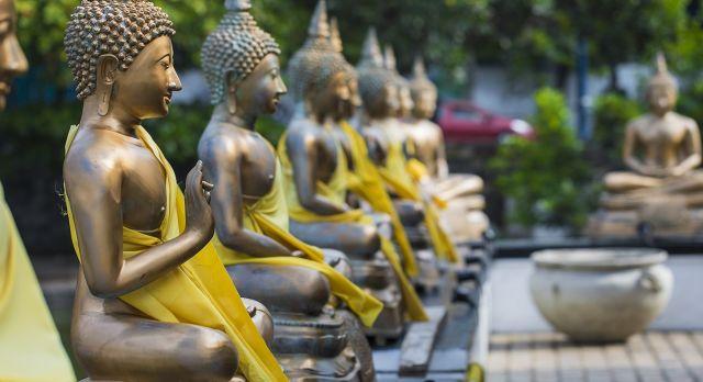 Security in Sri Lanka - religious sites in Sri Lanka