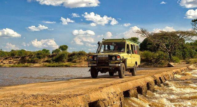 Enchanting Travels - Tanzania Tours - Serengeti (Central) Hotel - Dunia Camp - Game Drive 2