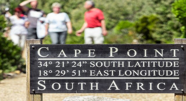 Pathway in the cape town leading to Cape point lighthouse, Cape Town, South Africa - Things to do in Cape Town