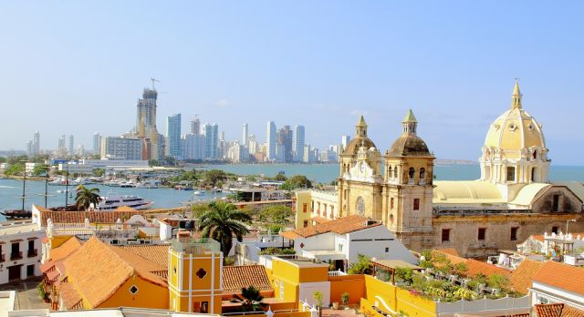 Cartagena - Colombia Vacation