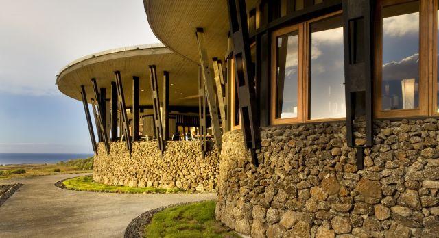 Exterior; Hotel Explora Rapa Nui
