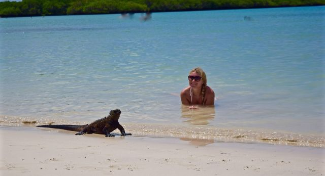 Get close to nature on a Galapagos vacation