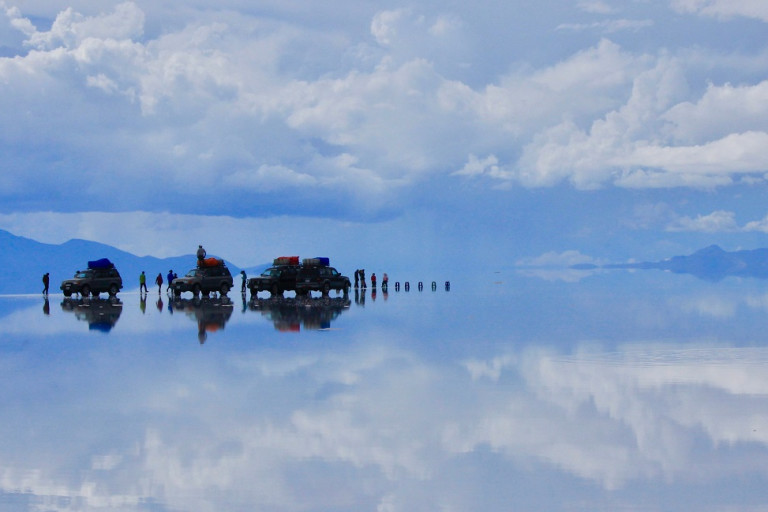 Top 10 Things To Do In Bolivia - Uyuni salt flats
