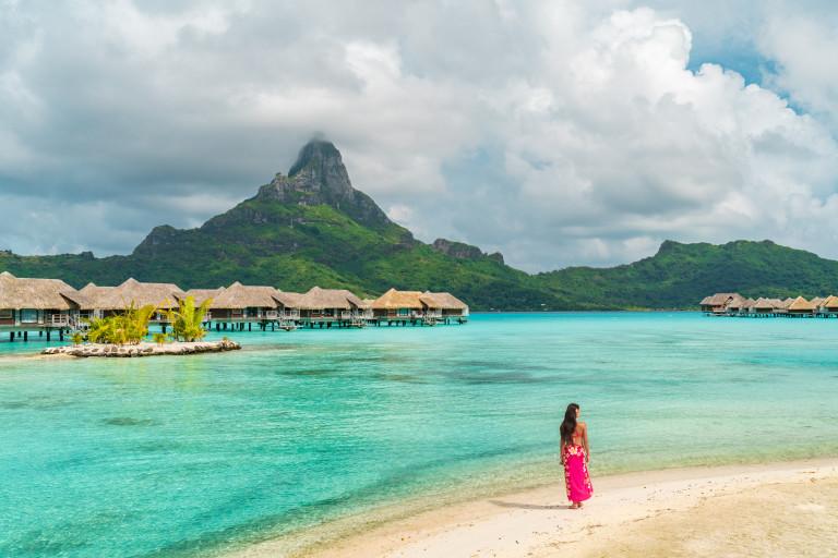 Bora Bora luxury resort