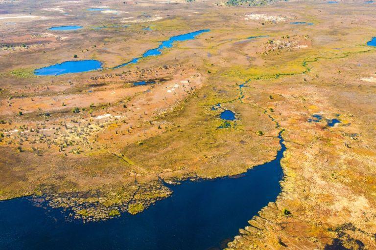 Okavango delta, Botswana, South Western Africa