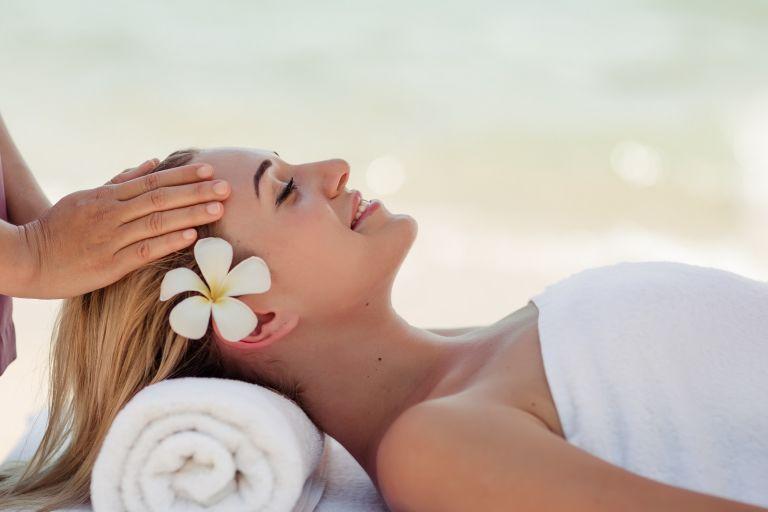 Amatara Wellness Resort - Head Massage