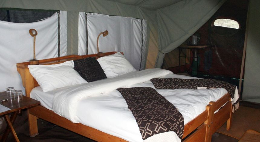 Enchanting-Travels---Tanzania-Tours---Serengeti-(Northern)---Serengeti-North-Wilderness-Camp---Bedroom-