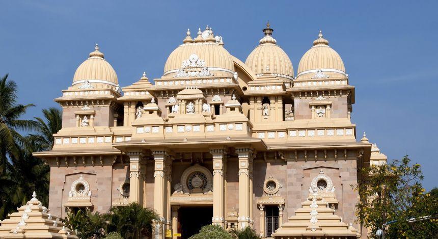 Tempel in Chennai in Indien