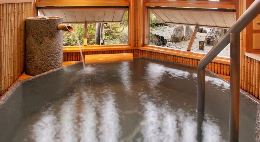 Enchanting Travels Asia Japan Vacations - Takayama - Honjin Hiranoya Kachoan Room Superior Room with Semi Open-Air Bath 1600