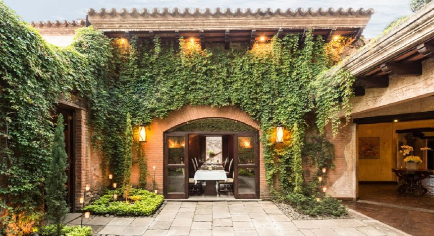 Enchanting Travels Guatemala Tours Antigua Hotels El Convento Boutique Hotel convento