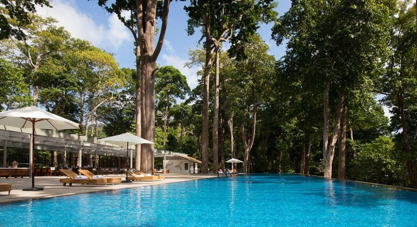 Taj Exotica Resort and Spa at the Andamans, India