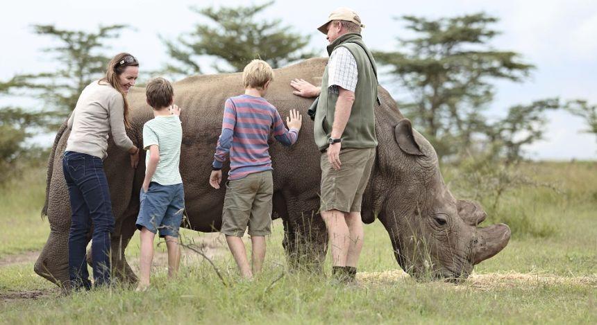 Rhino Conservation at Ol Pejeta