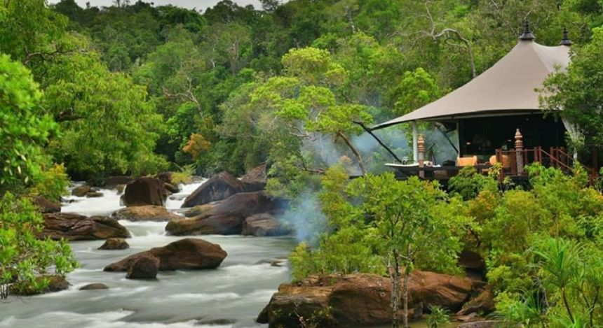 Shinta Mani Wild - luxury in the wilderness