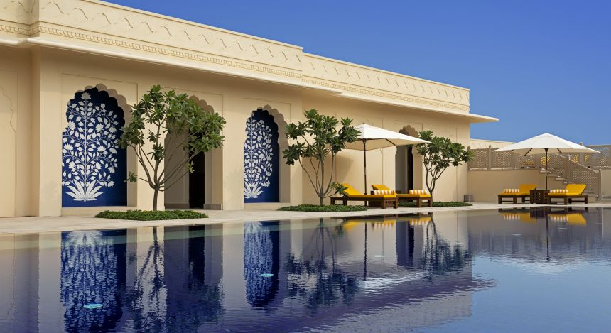 Oberoi Sukhvilas Resort, Nordindien