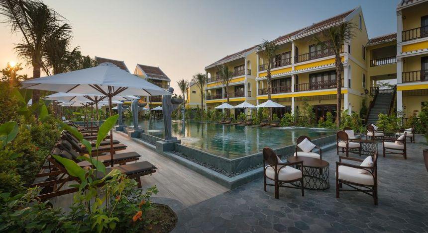 La Siesta Hotel and Spa - Hoi An hotels