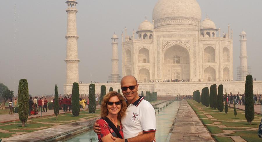 Familie Streinz bei Ihrer Individualreise in Nordindien
