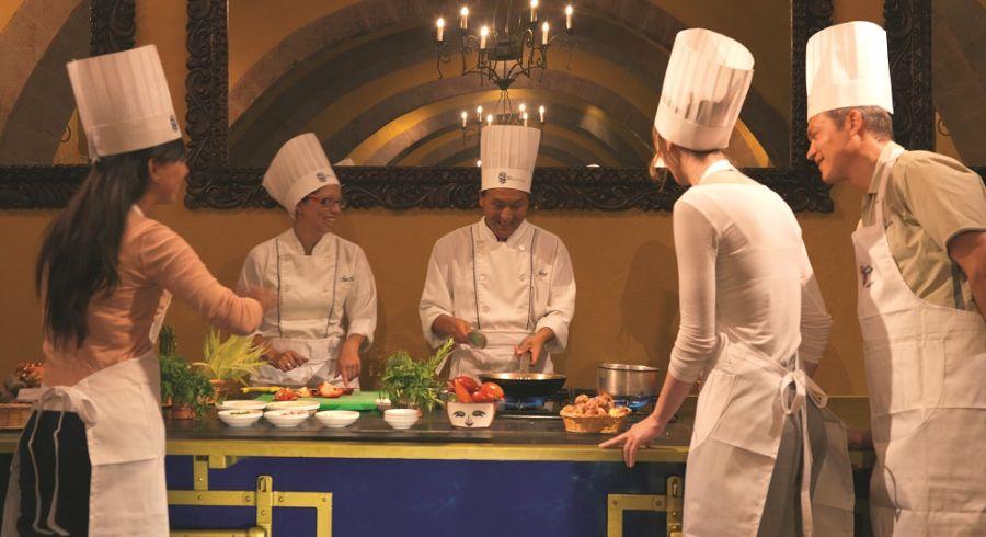 Chefs in Peru
