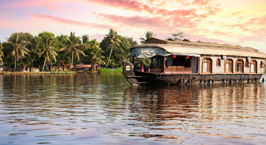 Enchanting Travels Kerala Tours Houseboat