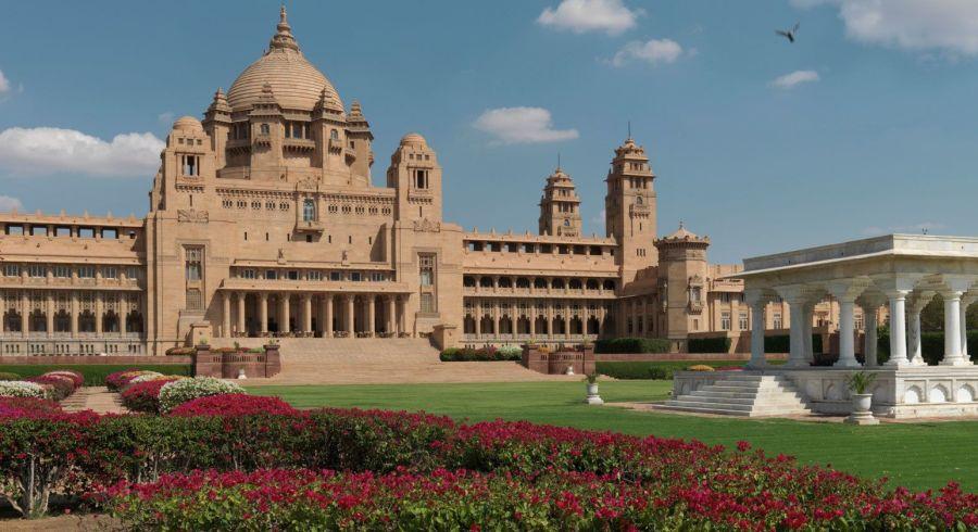 Umaid Bhawan Palace, Jodhpur, Rajasthan