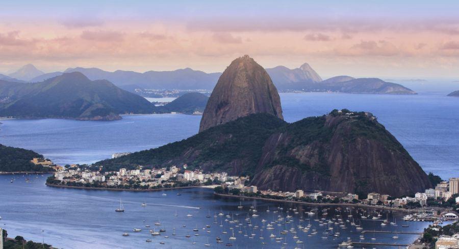 Wahrzeichen von Rio de Janeiro: Der Zuckerhut