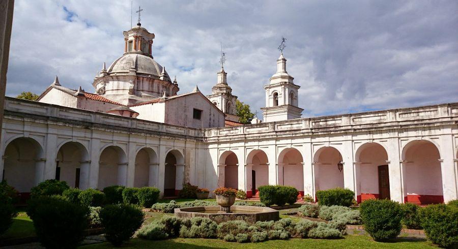 Jesuitengebäude in Cordoba