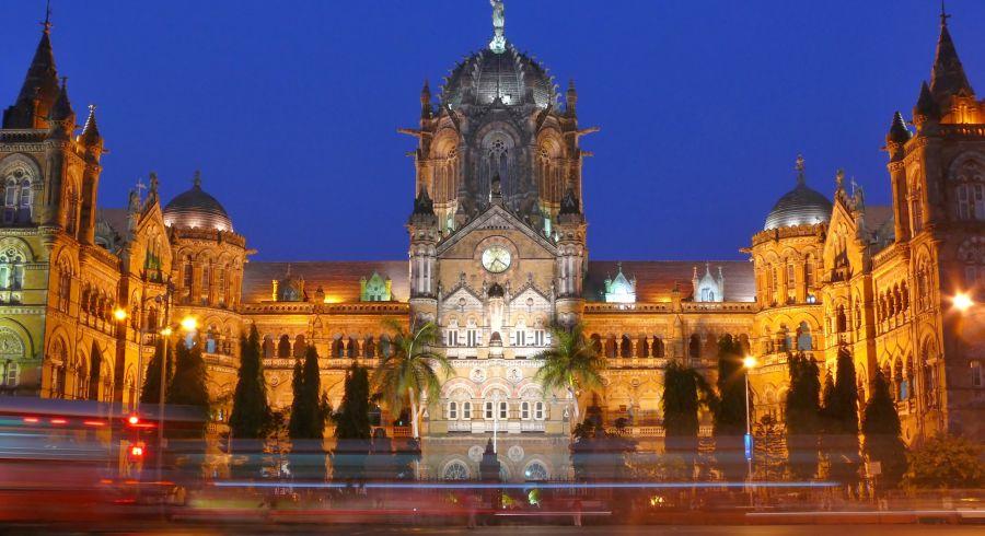 Mumbai Sehenswürdigkeiten: Chhatrapati Shivaji Terminus