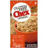 General Mills  Gluten Free Chex Oatmela Maple Brown Sugar