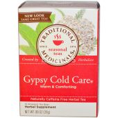 Traditional Medicinals Gypsy Cold Care Tea Bags