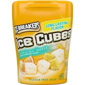 Ice Breakers Ice Cube Bottle Cube Tropical