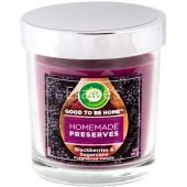Air Wick Scented Candle Homemade Blackberries & Sugarcane