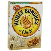 Post  Cereal Honey Bunches Of Oats Vanilla