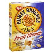 Post  Honey Bunches Of Oats Cereal Fruit Blends
