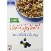 Kashi Cereals Heart To Heart Rice blend Oat