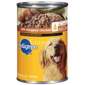 Pedigree Choice Cuts With Chopped Beef Dog Food