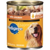 Pedigree Dog Food With Chicken