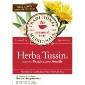 Traditional Medicinals Herbal Tussin Tea