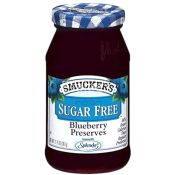 Smuckers Sugar Free BlueberryJams