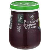 Beech Nut   Babyfood 2stage Pear Blueberry 120g
