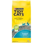 Purina Cat Food Tidy Cat Litter Long Lasting Odor Control