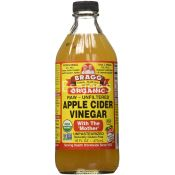 Bragg Organic Raw Apple Cider Vinegar (Imported from USA)