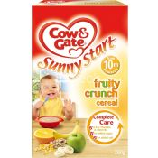 Cow & Gate 10 Months+ Fruity Crunch Cereal