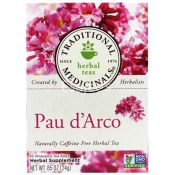 Traditional Medicinals Pau D'Arco Herbal Tea