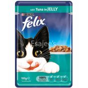 Felix Pouch Tuna in Jelly Cat Food