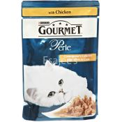 Purina Gourmet Perle Mini Fillets Chicken Cat Food
